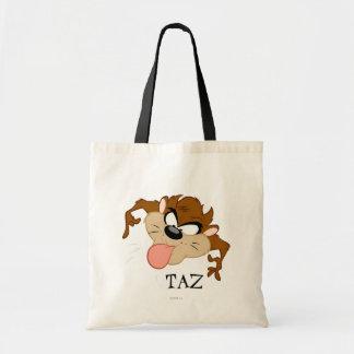 TAZ™の舌 トートバッグ