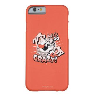 "TAZ™は""熱狂するに行こう!"" 明暗中間部 BARELY THERE iPhone 6 ケース"