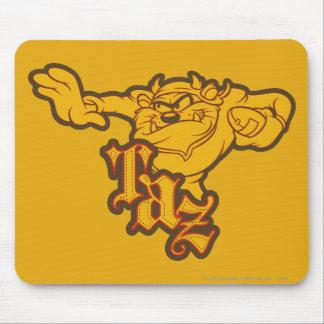 TAZ™ 1の腕の物 マウスパッド