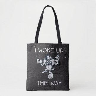 TAZ™ Iはこうすればを目覚めました トートバッグ