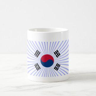 Taza de coreanoのporの活気 コーヒーマグカップ