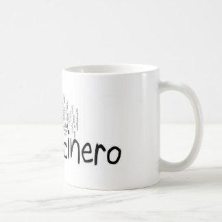 Taza Fraseのシェフ コーヒーマグカップ