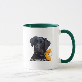 Taza PEGUI マグカップ