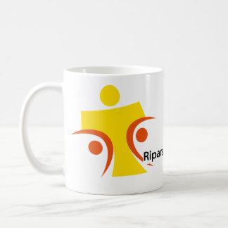 tazzaのripara コーヒーマグカップ