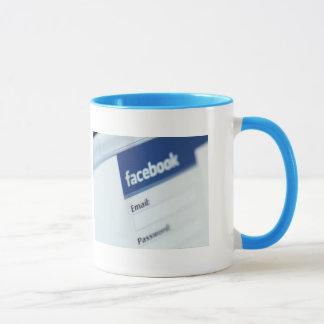 Tazza Facebook マグカップ