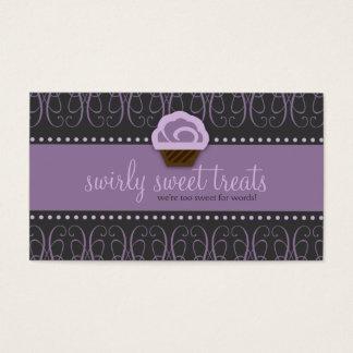 TBA WINNER-SWIRLYの甘い紫色 名刺