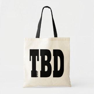 TBD トートバッグ