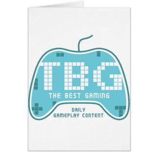 TBG カード