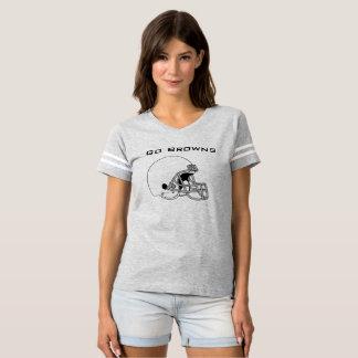 TBTLは茶色行きます Tシャツ