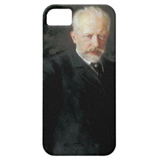 Tchaikovskyのポートレート iPhone SE/5/5s ケース