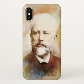 Tchaikovsky - iPhone X case iPhone X ケース