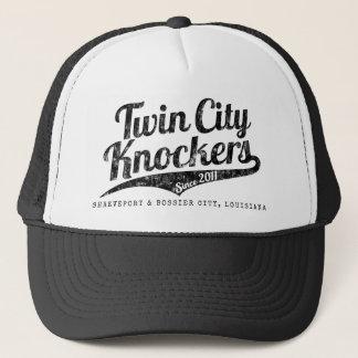 TCKのSwooshのトラック運転手の帽子 キャップ