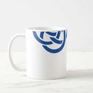 TCSPPのクラシックで白いマグ コーヒーマグカップ