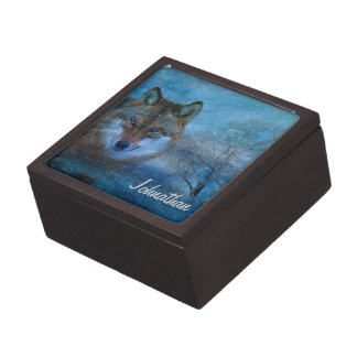 TCWC -青いオオカミのクリスマス ギフトボックス