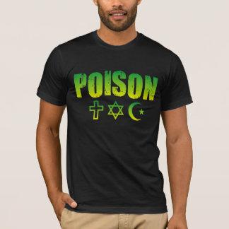 TDKの宗教=毒v1.0 Tシャツ