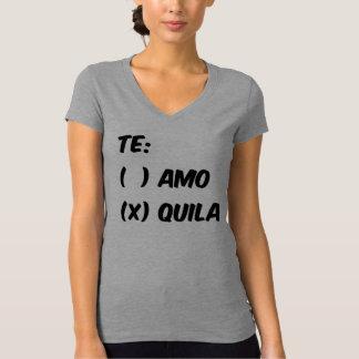 TE AMOまたはQUILAのTシャツ Tシャツ