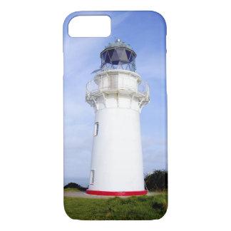 Te Araroa、ニュージーランド。 灯台は与えます iPhone 8/7ケース