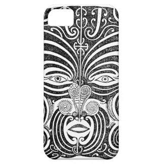 Te Pehi Kupeの自画像 iPhone SE/5/5s ケース