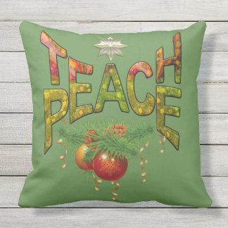 Teach Peace アウトドアクッション