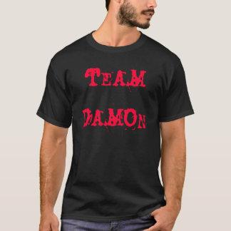 TEAMDAMON Tシャツ