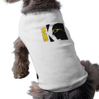 TeamKattoufの小犬のワイシャツ ペット服