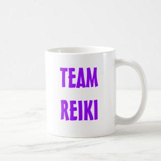 TEAMREIKI -カスタマイズ コーヒーマグカップ