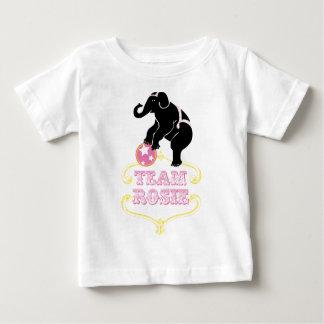 teamrosie_layout ベビーTシャツ