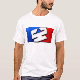 TeamStorm - MLGによって短いスリーブを付けられるワイシャツ Tシャツ