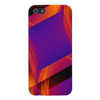 Techieのネオンの立方体 iPhone 5 Cover