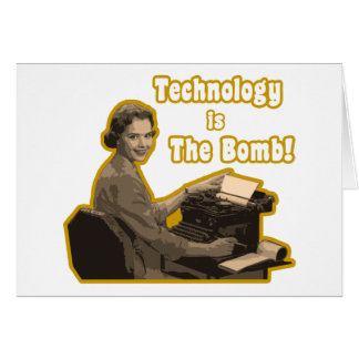 technology_is_the_bomb カード