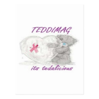 teddimag -癌 ポストカード