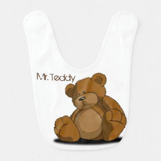Teddy氏 ベビービブ