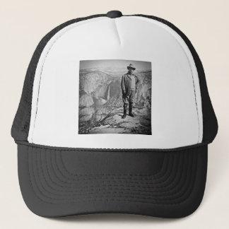 Teddy Rooseveltの氷河ポイントヨセミテの谷 キャップ