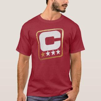 Tee根強い大尉 Tシャツ
