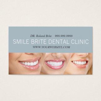 Teeth Smile Care歯科歯科医の歯科の博士 名刺