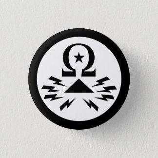 Telecomixのロゴボタン 缶バッジ