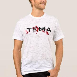 TEMAのしぶきのTシャツ Tシャツ