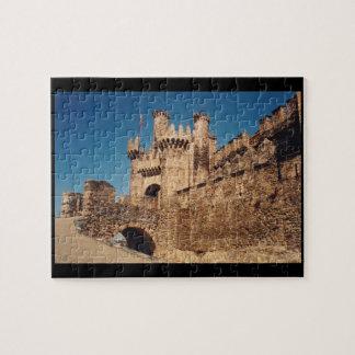 Templarの城 ジグソーパズル