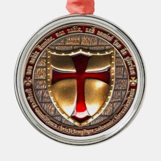 TEMPLARの硬貨 メタルオーナメント