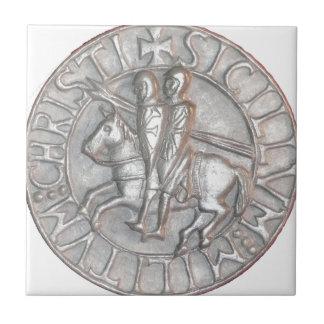 TEMPLARは紋章をナイト爵に叙します タイル