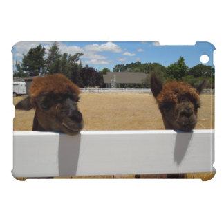 Templeton、カリフォルニアのアルパカ iPad Mini カバー