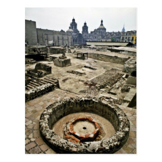 Temploの市長のメキシコシティ、正式区域 ポストカード