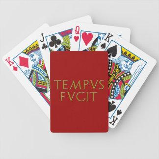 Tempus Fugitのトランプ バイスクルトランプ