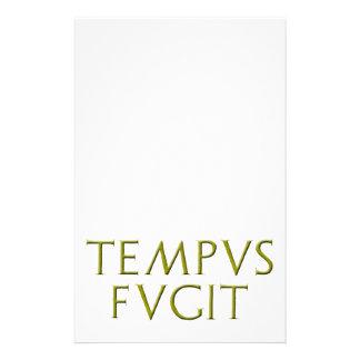 Tempus Fugitの文房具 便箋