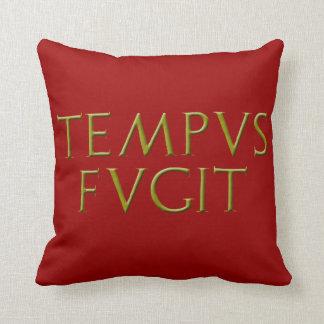 Tempus Fugitの枕 クッション