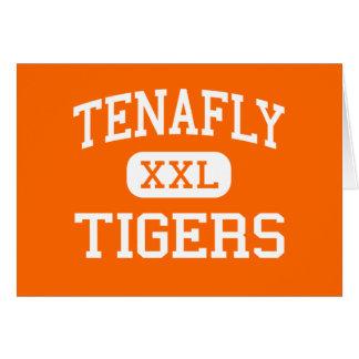 Tenafly -トラ-高Tenaflyニュージャージー カード