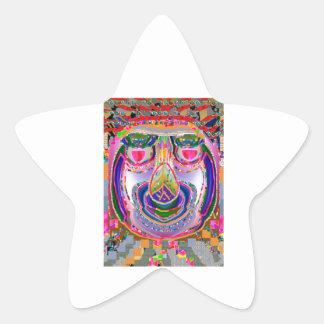 Tenaliのラム: 知性nのユーモア 星シール