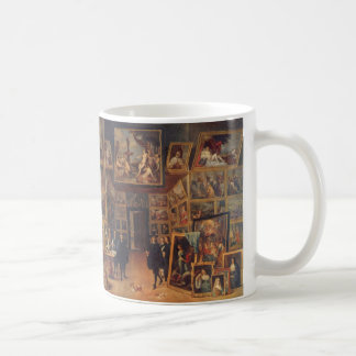 Teniersより若いの- Erzherzog Leopoldウィルヘルム コーヒーマグカップ