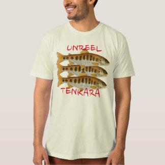 Tenkaraは繰り出ます Tシャツ