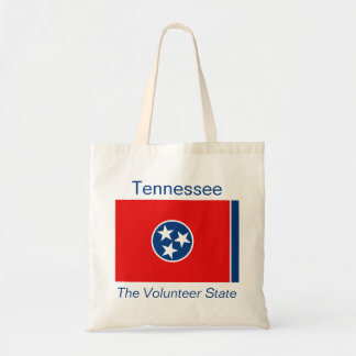 Tennesseeanの旗のバッグ トートバッグ